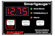 Balmar Smartgauge Battery Monitor