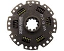 Drive Damper Plates for Perkins 100 Series with Hurth 50/100, ZF 5/6/10 transmissions