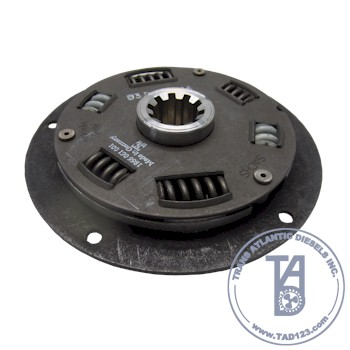 Drive Damper Plates for Perkins Engines with Hurth 50/100, ZF 5/6/10 transmissions