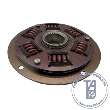 Drive Damper Plates for Perkins 4.108 Engines with Hurth 50/100, ZF 5/6/10 transmissions