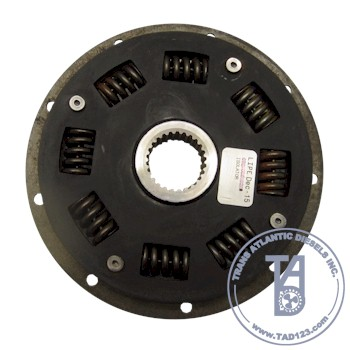 Drive Damper Plates for Perkins 4.236 Engines with Hurth 50/100, ZF 5/6/10 transmissions