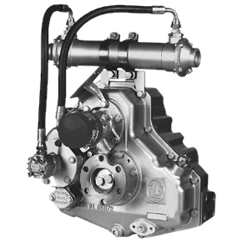 ZF Hurth 301-1 C Marine Transmission