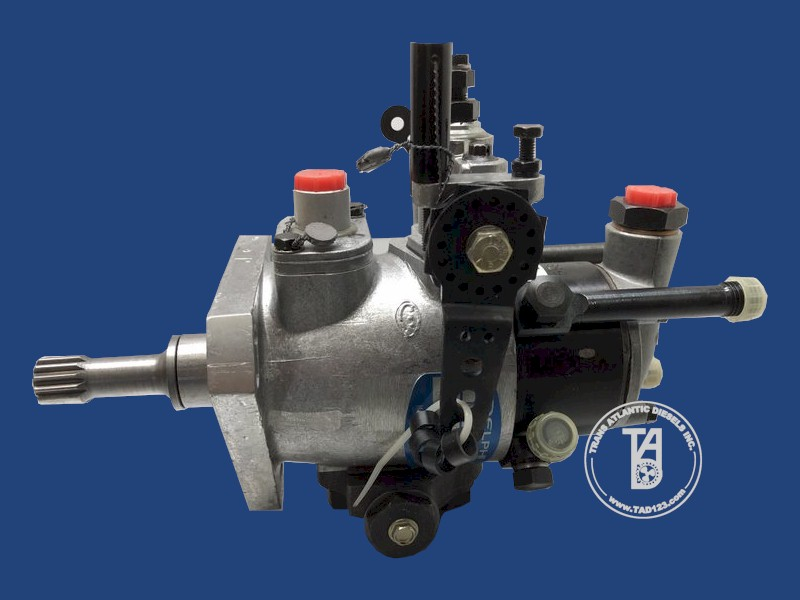 Perkins 4.108 Fuel Injector Pump