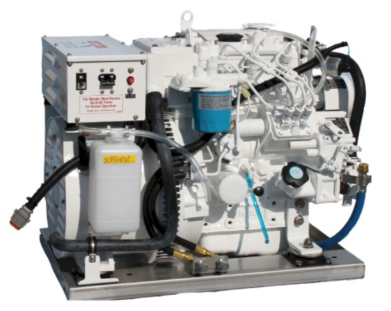 Northern Lights M673L3G Marine Diesel Generator
